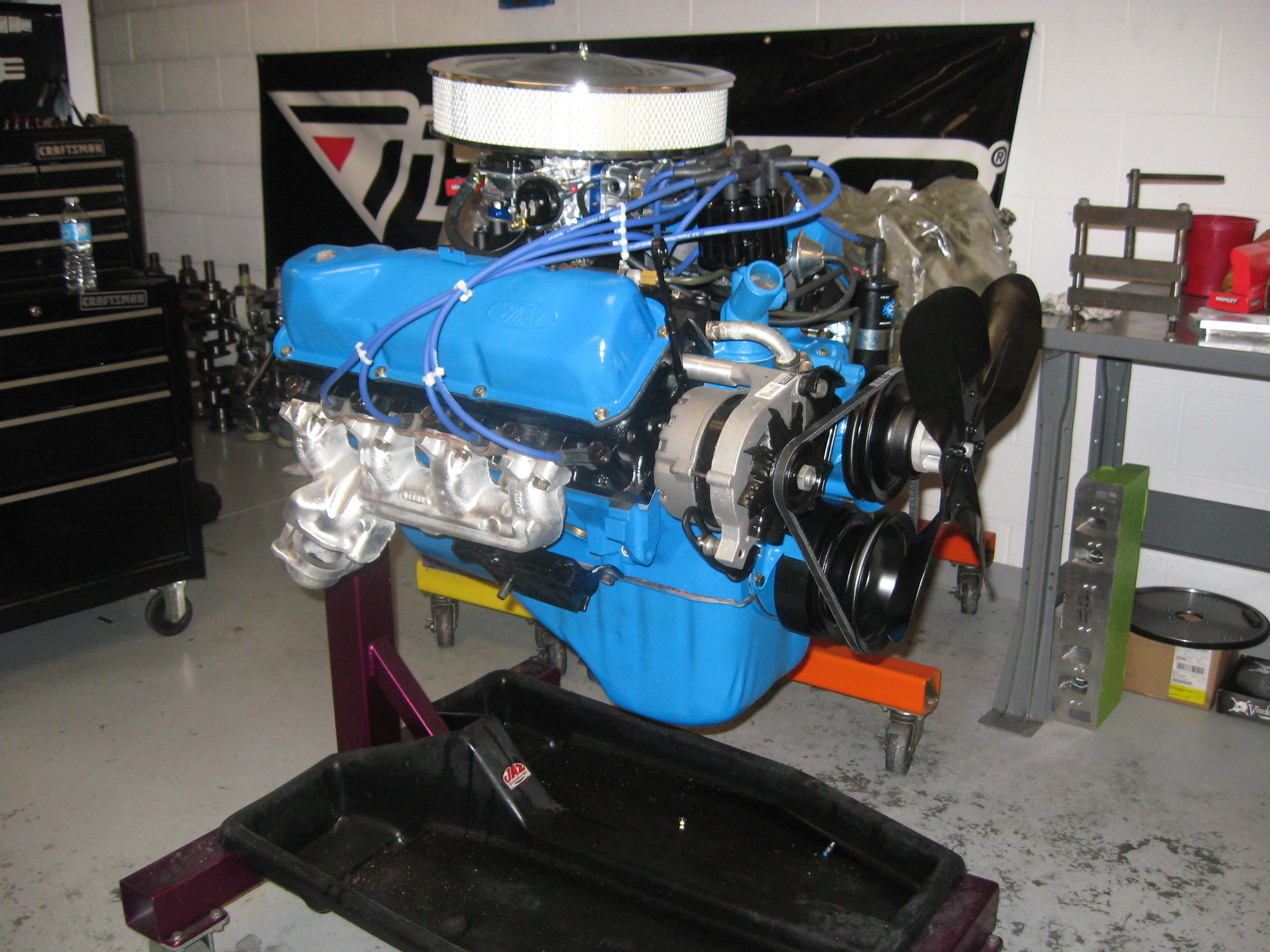 mondello com - Ford 400M - New life for an old truck