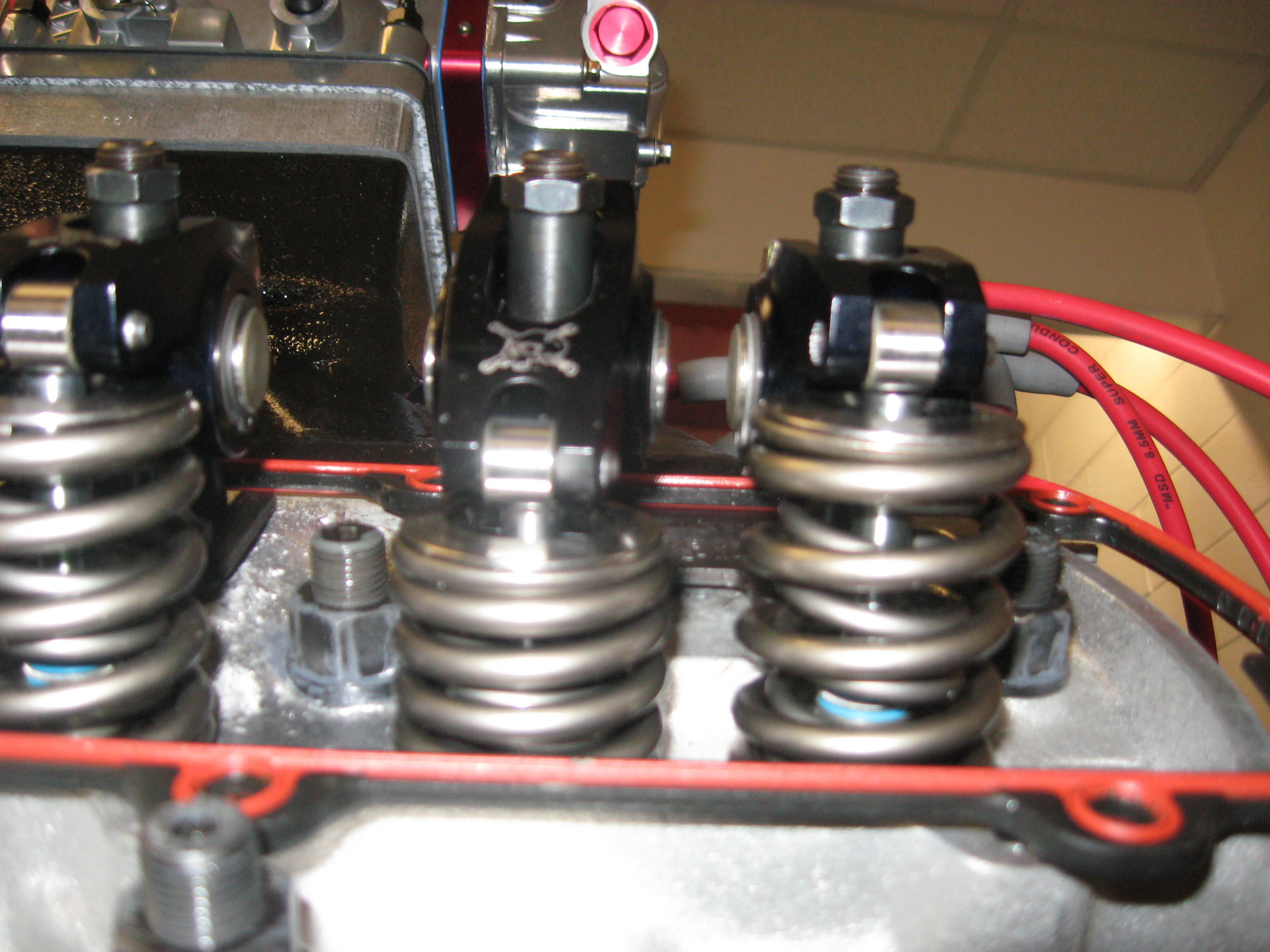 Cjs Pump Gas 463 Sbo Olds 403 Distributor Wiring Diagram Block 4375 Bore Pistons 003 In The Hole Square Decked To 9310 Polished Lifter Valley Oil Restrictors Bores Drains
